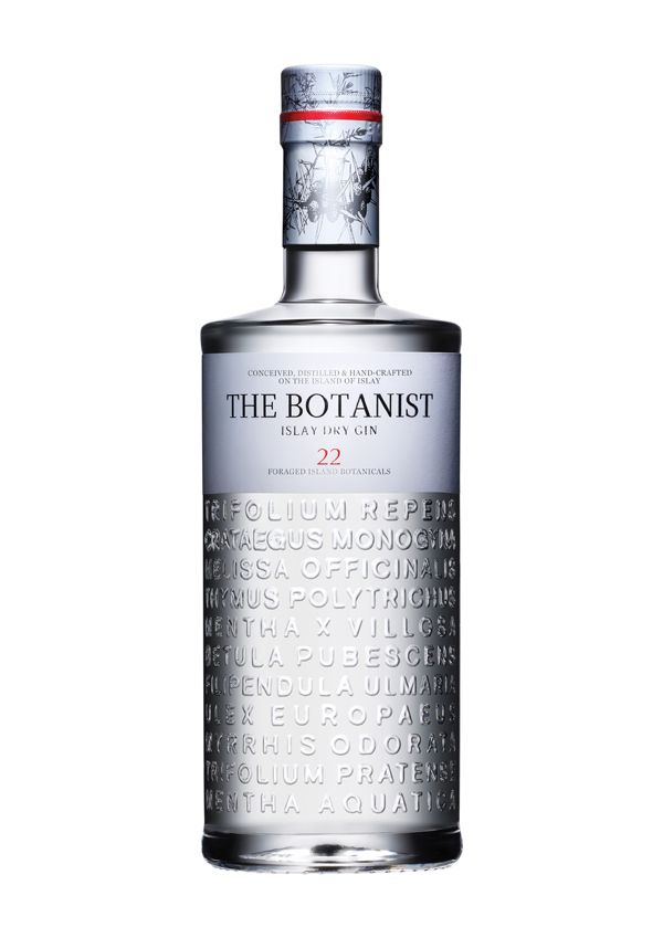 A new look for The Botanist Islay gin from Bruichladdich