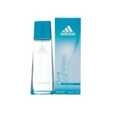 Adidas Pure Lightness 50ml W Woda toaletowa http://market.pl/adidas-pure-lightness-50ml-w-woda-toaletowa_p_589552.html
