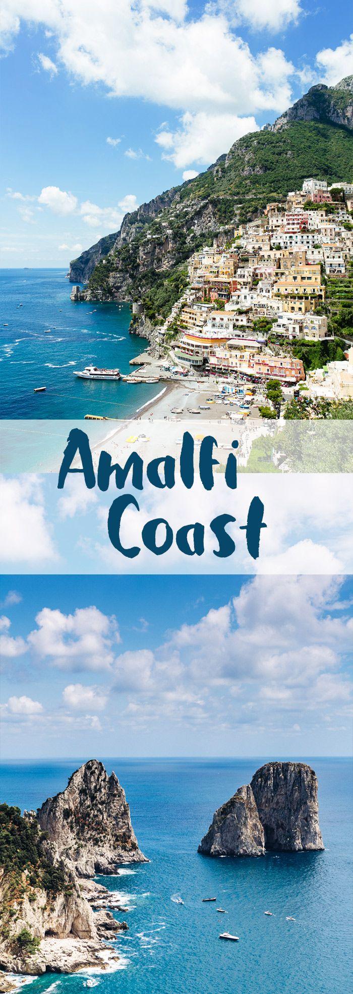 Amalfi Coast & Capri