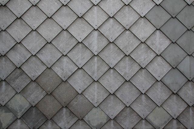 Shingle Slate Tile Diamonds Grey Pattern Wall Metal Shingles Metal Shingle Roof Slate Roof