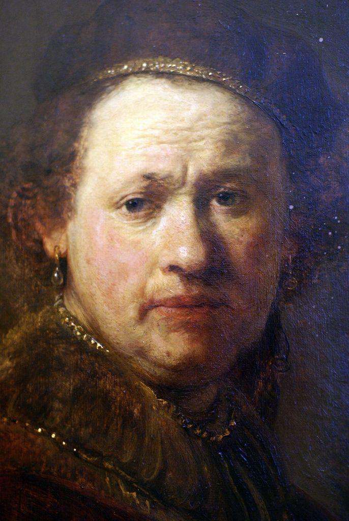 Rembrandt Harmenszoon van Rijn, Leiden 1606 - Amsterdam 1669  Rembrandt ist der bedeutendste und vielseitigste niederländischer Maler seiner Zeit, der ein äußerst umfangreiches Werk schuf. Er wurde zuerst in Leiden, später in Amsterdam ausgebildet. Nachdem er zusammen mit Jan Lievens eine Werkstatt in Leiden geführt hatte, ließ er sich 1631 in Amsterdam nieder, wo er bis zu seinem Tod lebte. Rembrandt kam wiederholt in finanzielle Schwierigkeiten und verlor 1656 im Konkurs sein Haus sowie…