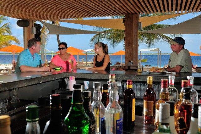 Spice Beach Club - Hotel Zone, Bonaire