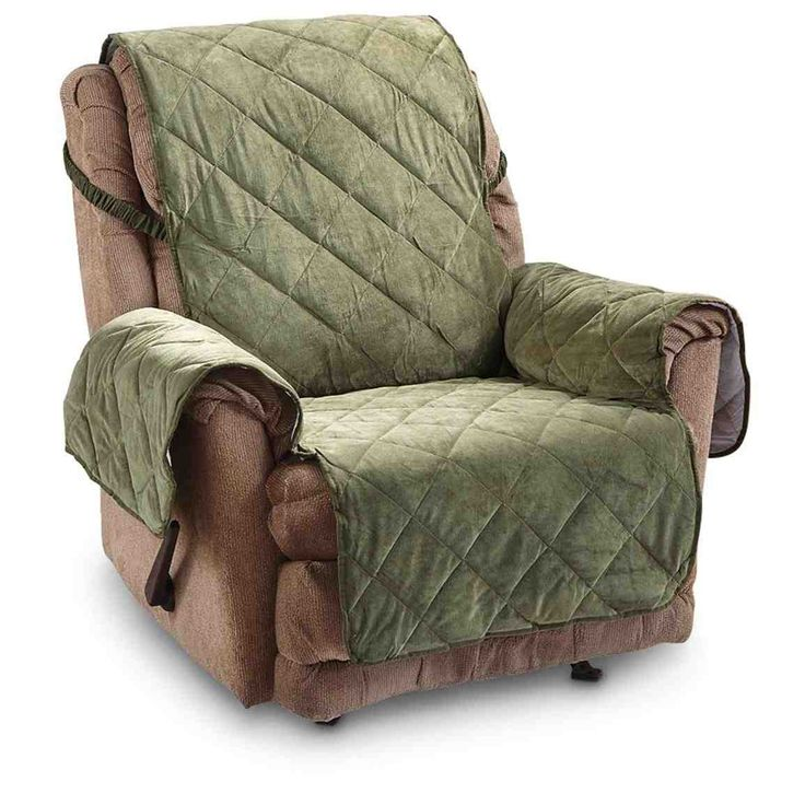 Recliner Covers Make An Old Chair Look New Again Home