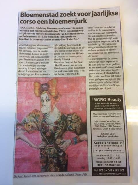 """media fashion contest"" Wessel Dagblad #labelen #LabelMeFilm WAT_VIND_JIJ? #LMF"