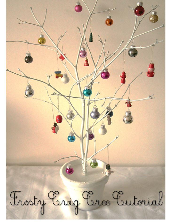 Pinterest Bird Tree Decoration