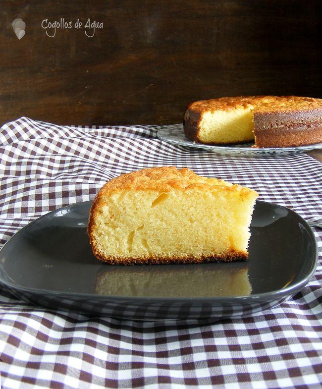 Baño Blanco Para Bizcocho:Chocolate Cake
