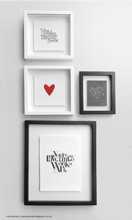 by canvas stationery boutique #frames #art #prints #wall #decor #canvas #stationery #paper