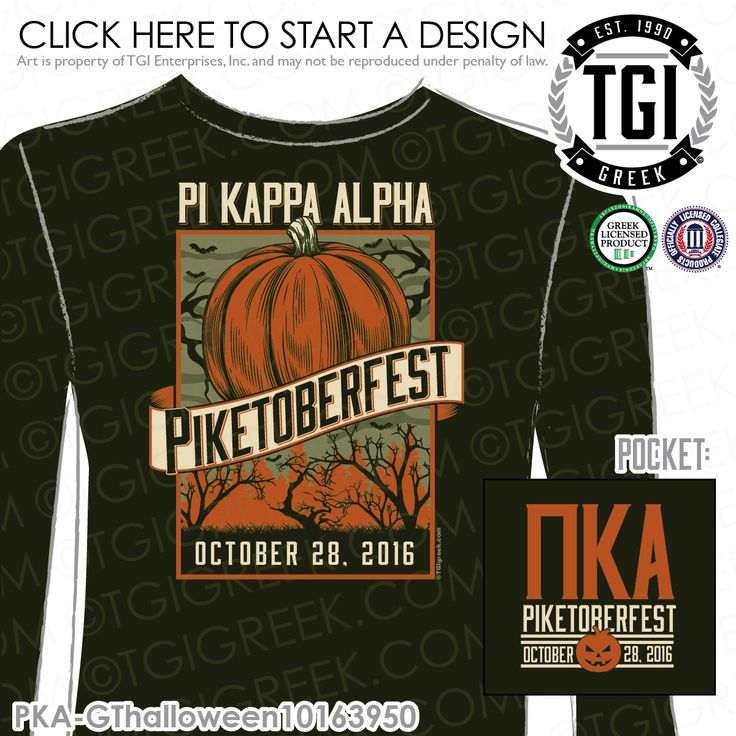 Pi Kappa Alpha | Pike | ΠΚΑ | Piketoberfest | Date Party | Semi Formal | Fraternity Formal | Fraternity Date Party | Date Party Tees | Formal T-shirts | Brotherhood | Greek Mixers | TGI Greek | Greek Apparel | Custom Apparel | Fraternity Tee Shirts | Fraternity T-shirts | Custom T-Shirts