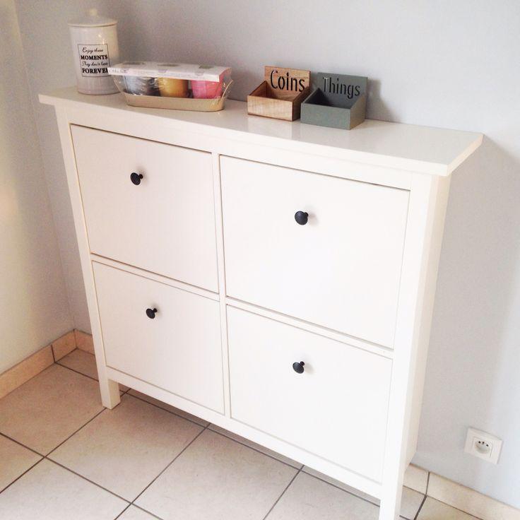 les 25 meilleures id es de la cat gorie meuble chaussure ikea sur pinterest meuble. Black Bedroom Furniture Sets. Home Design Ideas