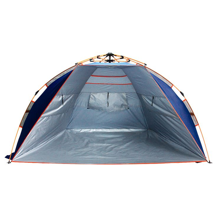 Instant Half Dome Beach Tent Canopy Shelter Sun Portable Shade Tarp