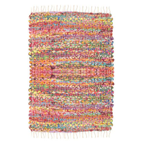 Multi Braided Rug | Wayfair UK