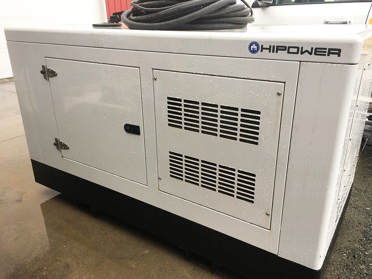 HARDLY USED GENERATOR FOR SALE - Only 2 Hours! HiPower Yanmar Diesel 17kw standby / 15.5 prime power. Click the link below for more information.