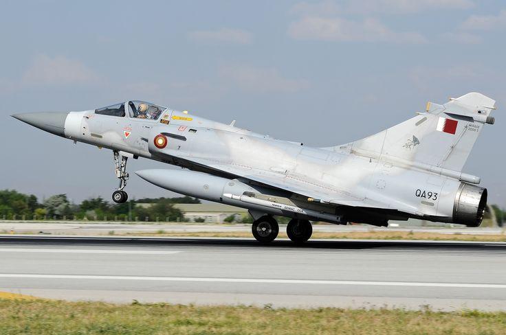 Mirage 2000-5EDA - Qatar Air Force [2048 x 1360]. wallpaper/ background for iPad mini/ air/ 2 / pro/ laptop @dquocbuu
