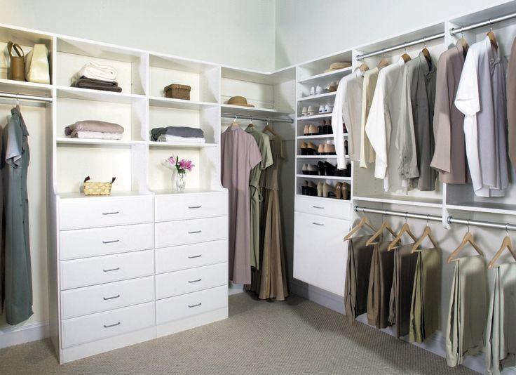 78+ Images About Closet Design On Pinterest | Virtual Closet, Walk