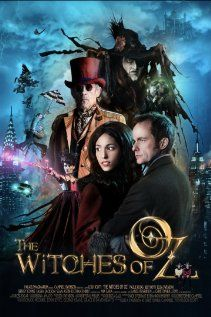 Witches of Oz  -- need to look this one up!  Looks steampunk to me...