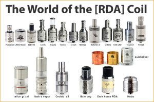 Guide To Vaping: RDA  #RePin by AT Social Media Marketing - Pinterest Marketing Specialists ATSocialMedia.co.uk