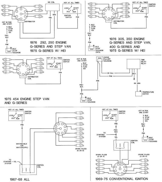 Chevy 305 Engine Wiring Diagram And G-wiring Diagrams  U0026 Parts - Chevrolet Forum - Chevy