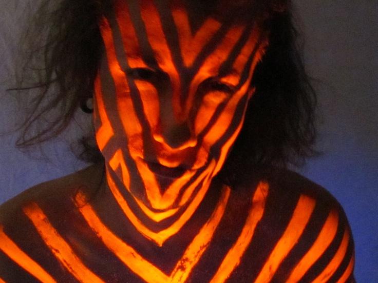 UV red - Lights All Night 2012