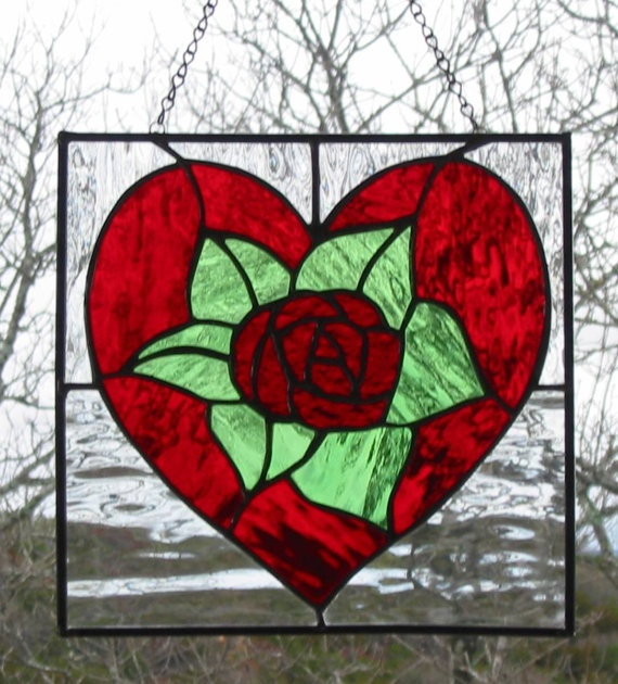 I love stained glass!