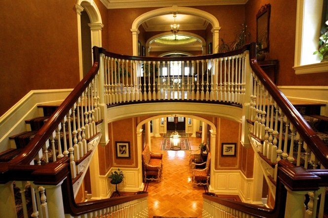 milton hershey mansion  Google Search  Historic on the Inside  Victorian interiors Milton