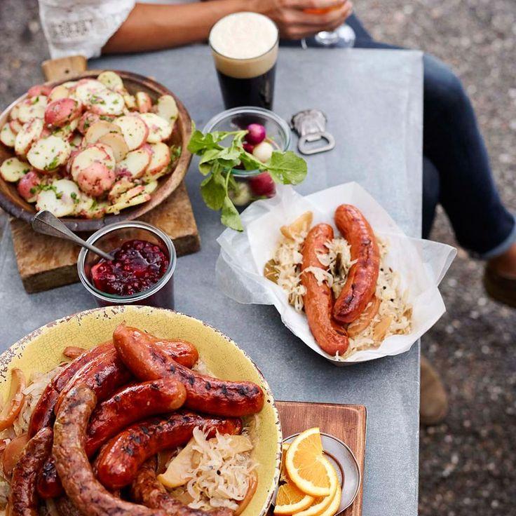 Oktoberfest Menu   Williams-Sonoma