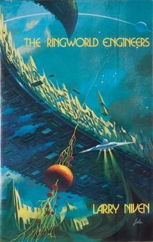 The Ringworld Engineers - 1979 science fiction novel by Larry Niven. It is the first sequel to Niven's award-winning Ringworld