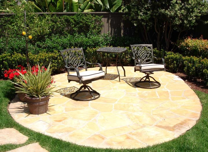 35 best flagstone patios images on pinterest | flagstone patio ... - Flagstone Patio Ideas