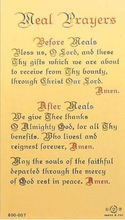 Kitchen Table Prayers
