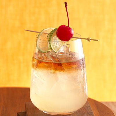 Classic Tiki Mai Tai - All-Time Best Dinner Recipes - Sunset