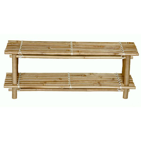 Bamboo Shoe Rack (Vietnam) - Overstock™ Shopping - The Best Prices on Storage & Organization