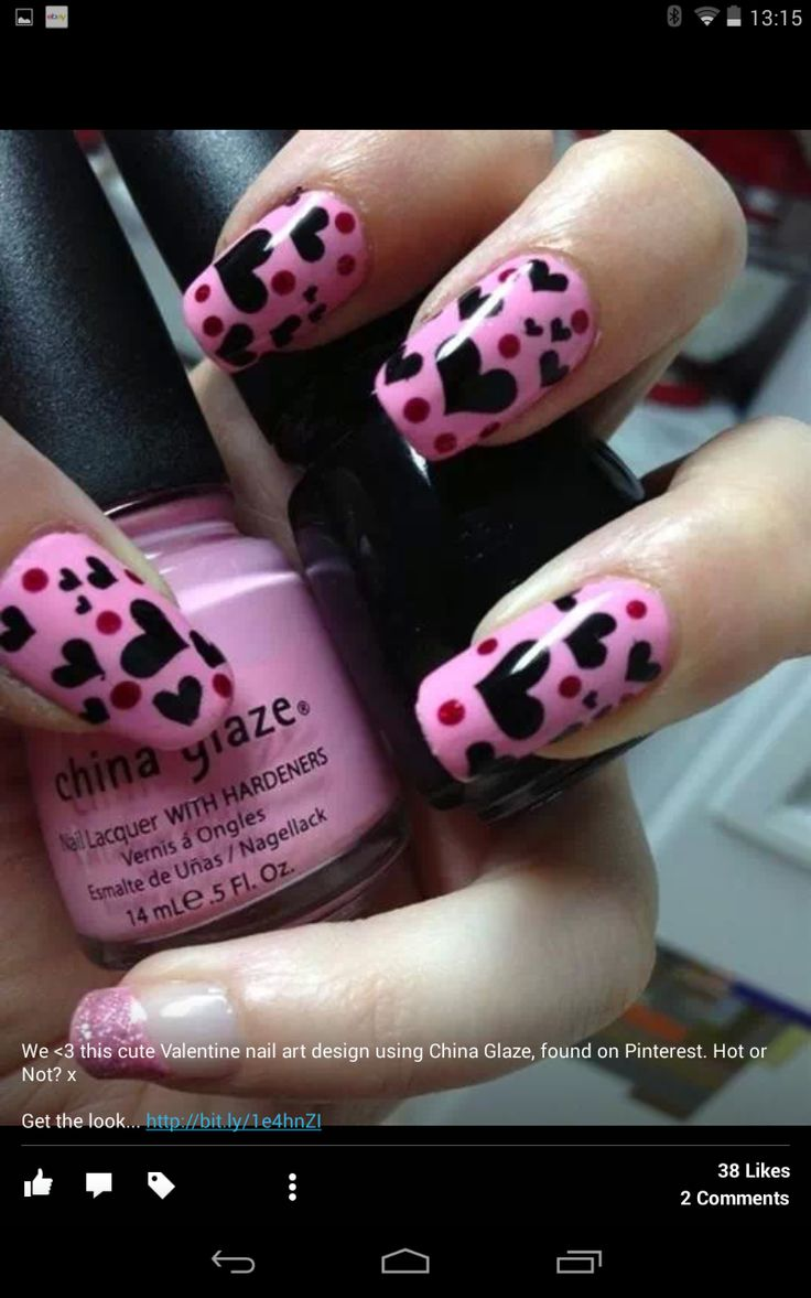 110 best nails images on Pinterest | Belle nails, Cute nails and ...
