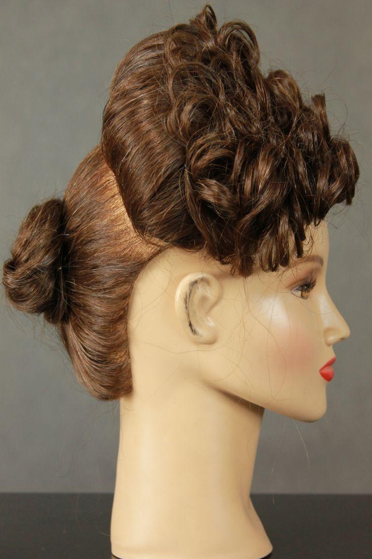 fryzura epokowa - Rzym