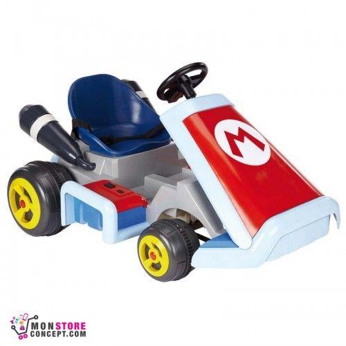 Karting électrique Mario Kart