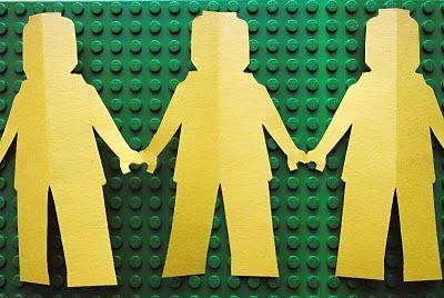 Leuke Lintjes: Stoere Legoslinger voor de mannen!