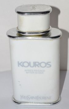 Yves Saint Laurent Kouros After Shave $65 - QuirkyFinds.com