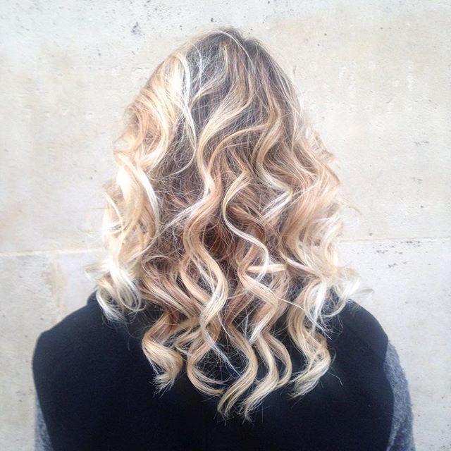 blonde coloriste paris cheveux haircolorist balayage tiedye blondhair - Bon Coloriste Paris