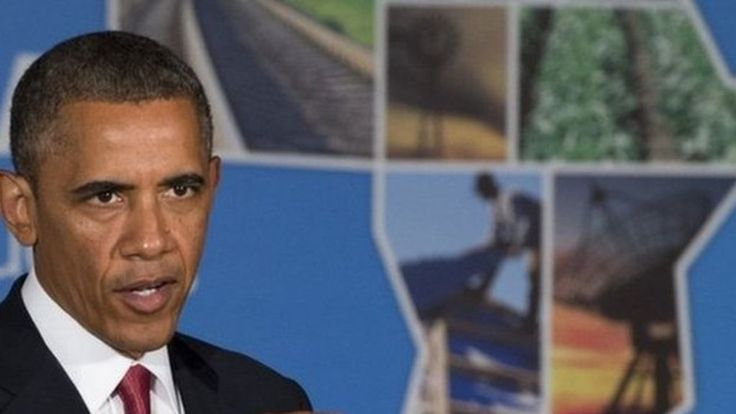The US issues a travel warning for Kenya ahead of a visit by President Obama, who is due to address a summit there on global entrepreneurship.