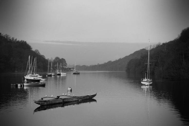 Rudyard Lake - Canon 600D, 50mm prime lens, f/8, 1/400sec