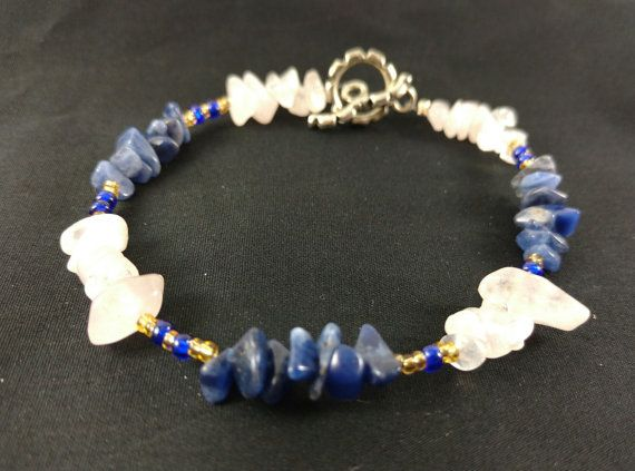 Emotional Balance Crystal Bracelet