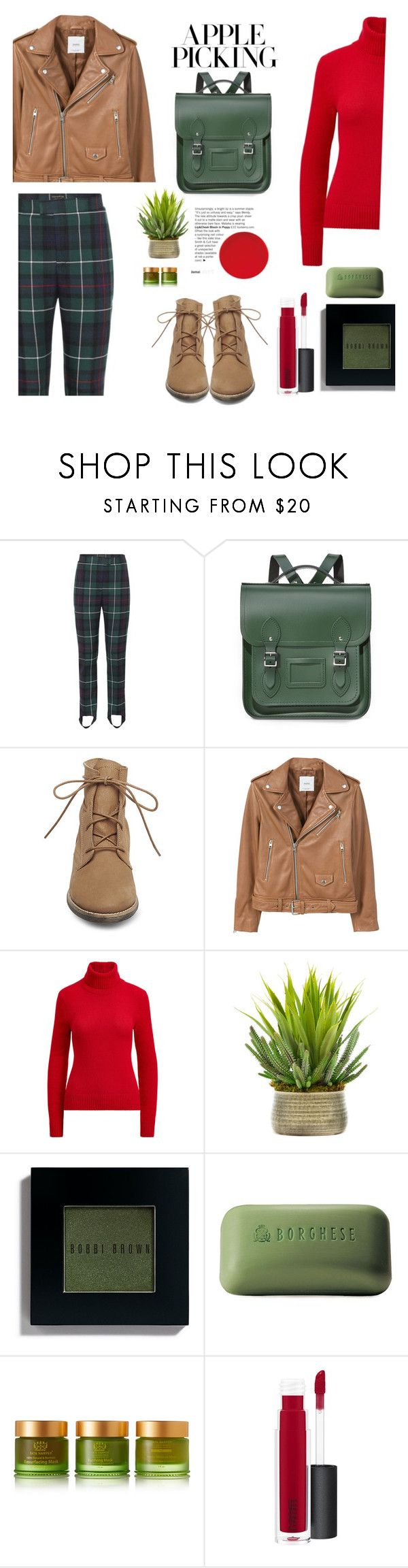 apple by gul07 liked on polyvore featuring burberry the cambridge