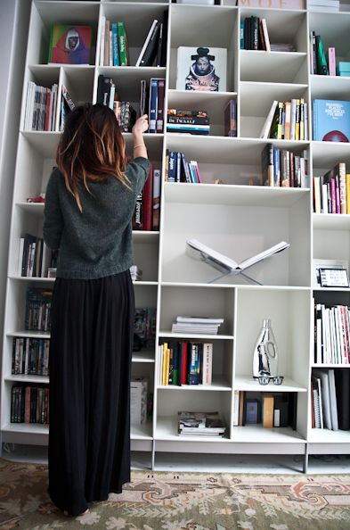 Lundia bookcase, to die for!