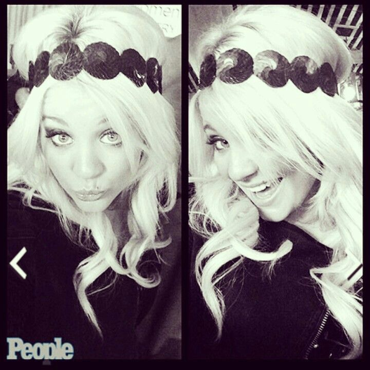 Lauren Alaina in Pink Pewter style Raven ♥her