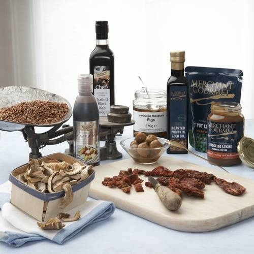 Merchant Gourmet travel the world in search of authentic fine foods, ...