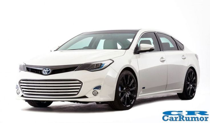 2018 Toyota Avalon Limited Changes, Redesign, Price and Release Date Rumors - Car Rumor