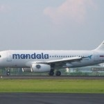 Mandala Airlines, Indonesia