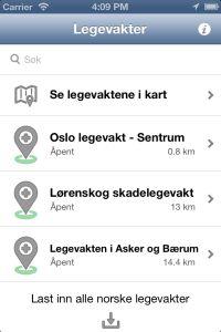 Legevakter i Norge gir deg komplett oversikt over norske legevakter!