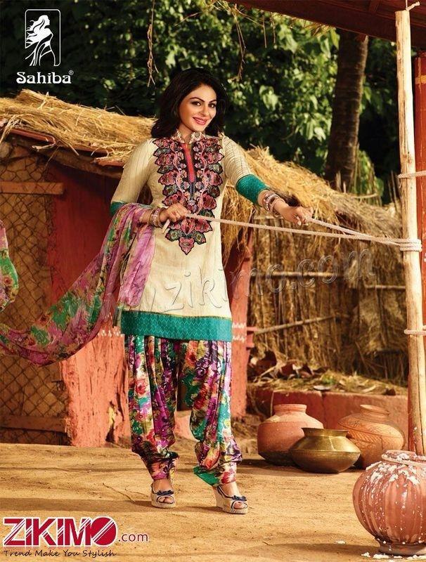 Neeru Bajwa In Punjabi Suits Sahiba Neeru Bajwa Pun...