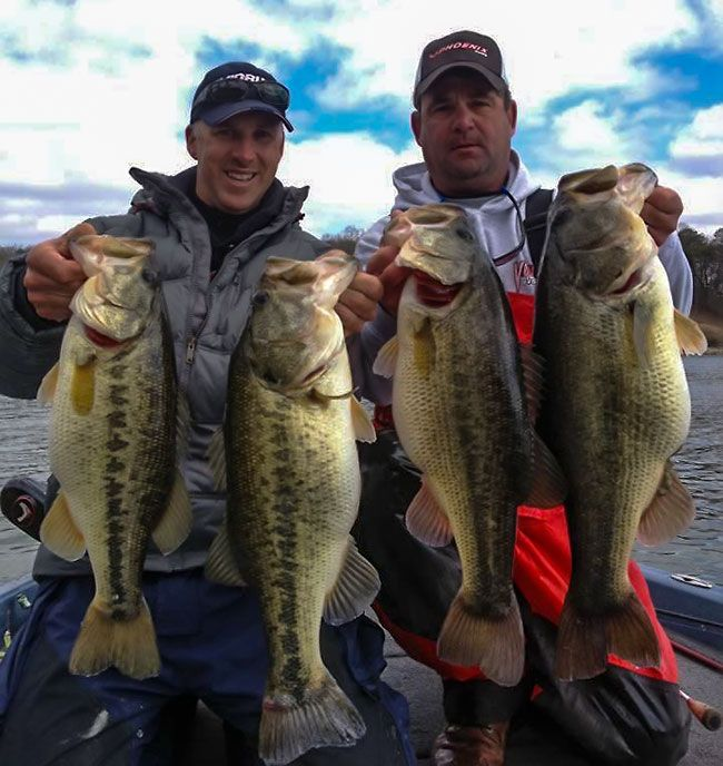 If you haven't been under a rock, you've probably heard about a bunch of big bass from a bunch of different fisheries being caught right now. This isn't anything new. It's the folks that target early prespawn bass. Every year about the end of February to the first of May there seems to be a ...