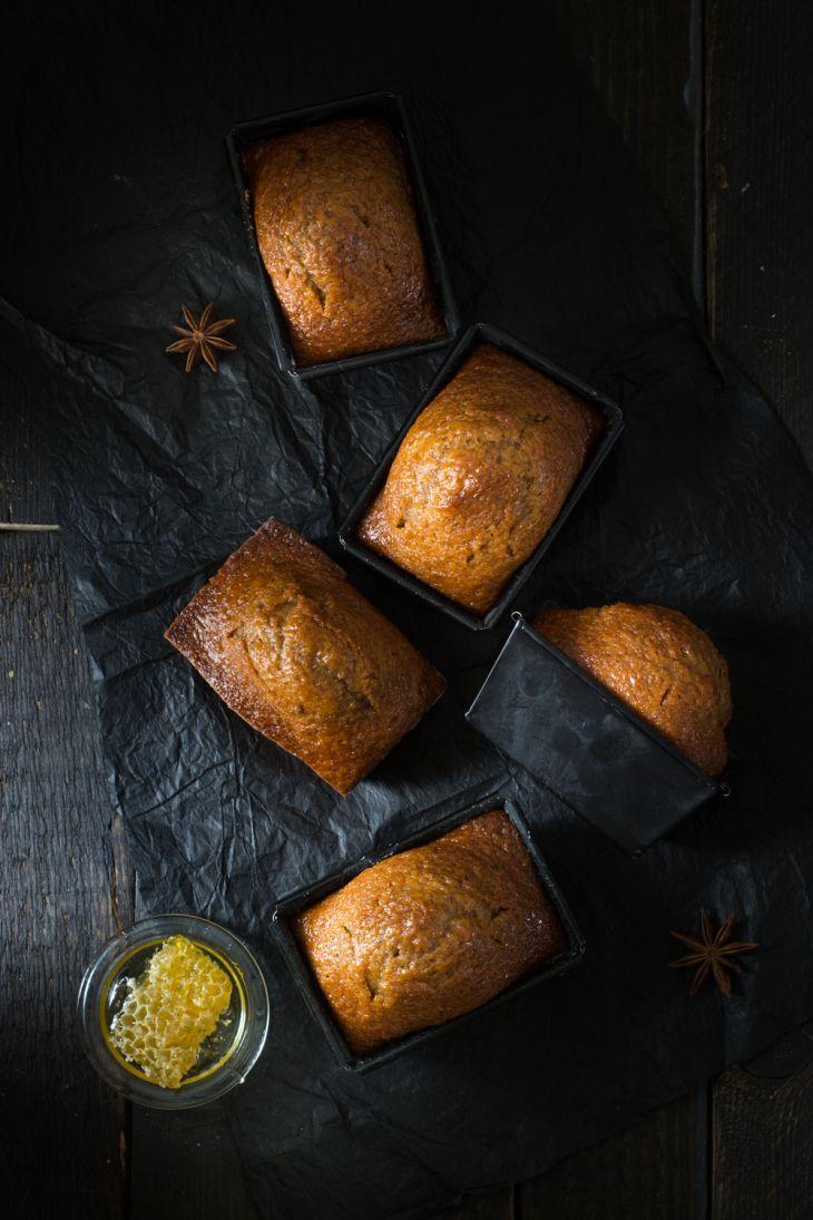 Mini pain d'épices