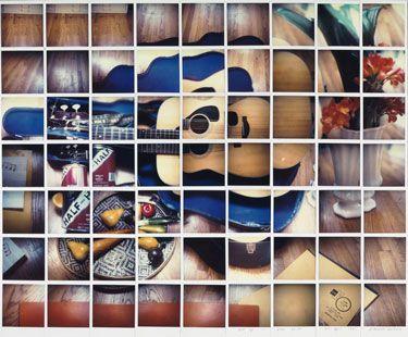 DAVID HOCKNEY : PHOTOS / POLAROIDS